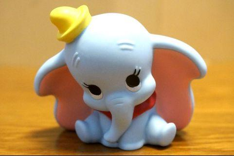 全新未開封 罕有款 Bandai Disney Friends 食玩figure盒蛋 No. 8 Dumbo 小飛象