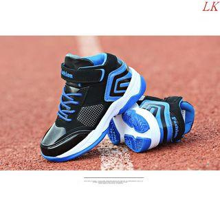 Boy Basketball Shoes Child Sports Shoes Non-slip Kids Sneakers