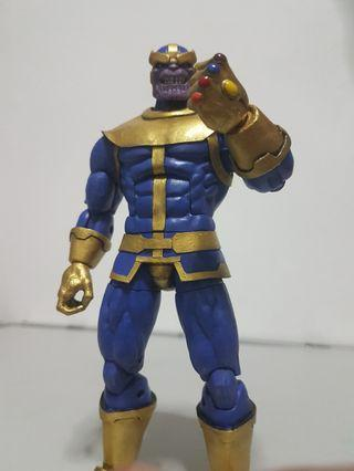 Marvel Legends Thanos custom