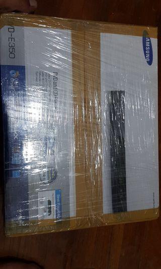 🚚 Samsung DVD-E350 player