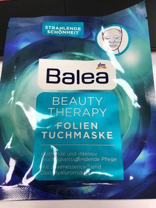 Balea 透明質酸褐藻面膜