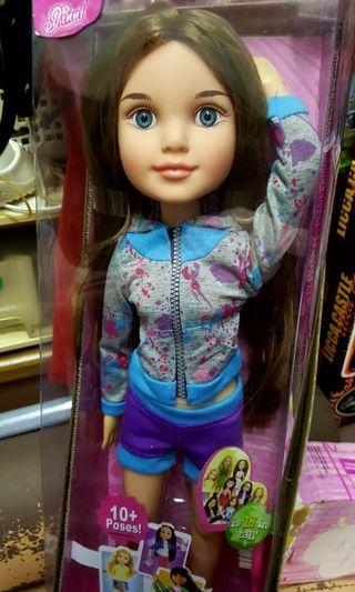 Jenny doll can use Blythe wigs no is barbie