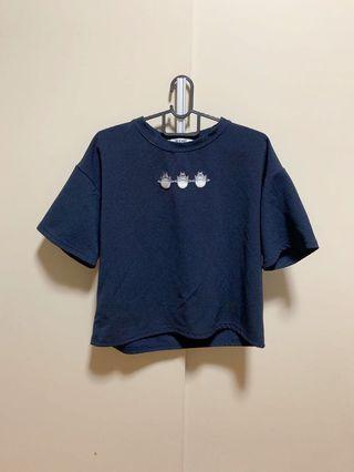 🚚 Blue Totoro Top #EndgameYourExcess