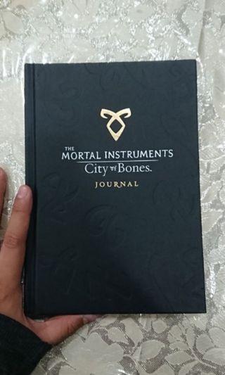 Mortal Instrument Journal (Movie Tie-in)