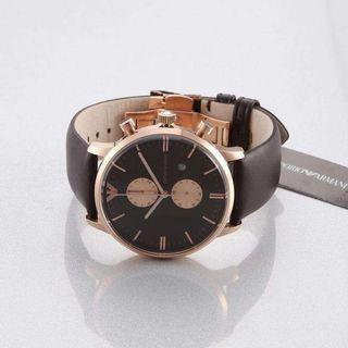 Selling Emporio Armani Classic Brown watch AR0387