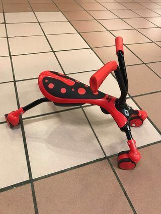 1-3歲 甲蟲車仔 單車