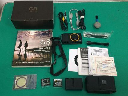 🚚 Ricoh GRD3 類單眼相機