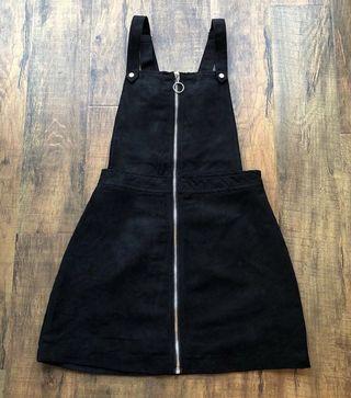 Bib Overall Dress