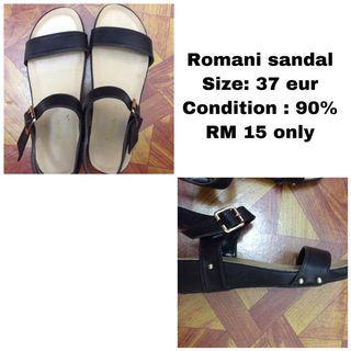 Romani Sandal