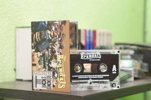 The Brandals Cassette