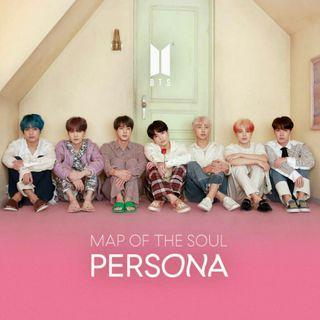 BTS Map of The Soul: Persona Album