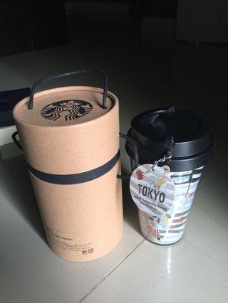 Starbucks Tokyo Thumblr/ NEW Tumbler/ 355ml