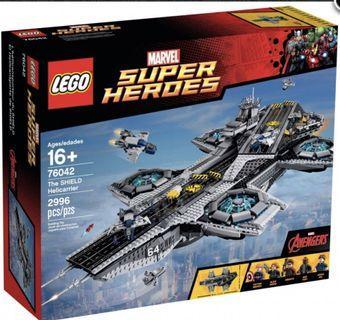 LEGO 76042 神盾號戰艦