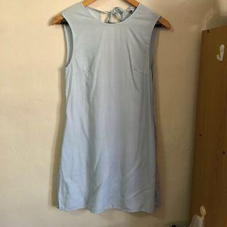 Love bonito baby blue dress