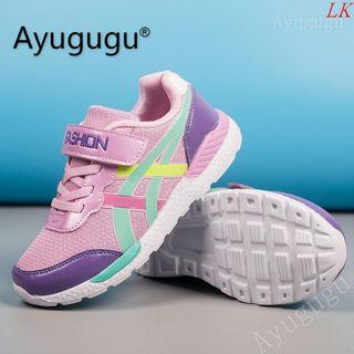 Kids shoes casual sports shoes for boy fashion summer Velcro unisex sneakers