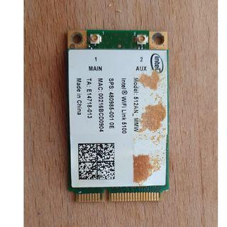 Laptop network card- Intel wifi link 5100