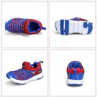 Spiderman Baby Shoes Children Breathable Shoes Kids Caterpillar Sports shoes