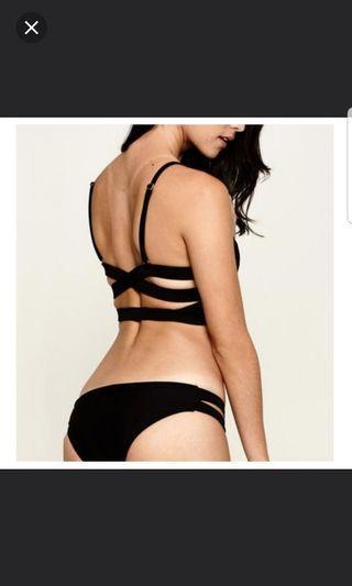 Malibu swimming suit bikini top