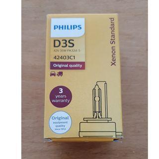 philip HID d3s 35w