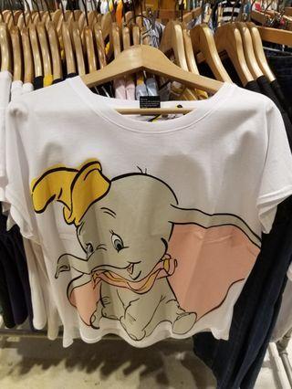 台灣代購 台灣直送 小飛象tee 上衣 寬鬆