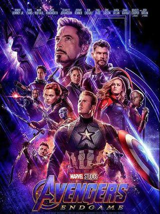 2 Tiket Avengers : End Game 26 April 2019 (14.30)