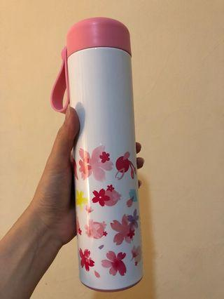 Starbucks Sakura Tumbler Stainless Steel Thermos 2018