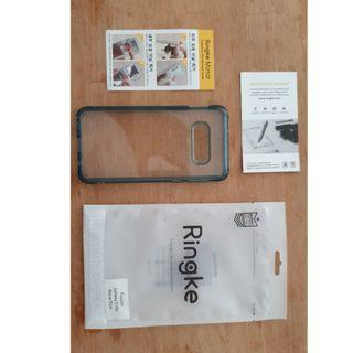 Ringke Clear Case s10e