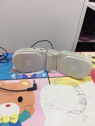 手提speaker