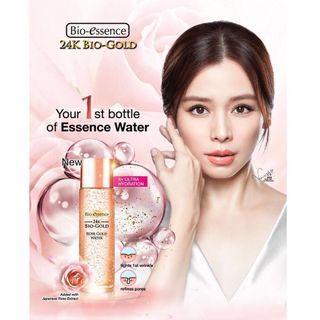 #ENDGAMEyourExcess Bio-essence 24K Bio-Gold Rose Gold Water (30ml)