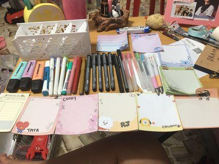 Bujo stationery grabbag !