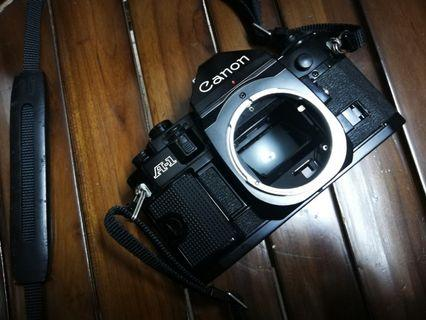 Canon A1 mint Condition