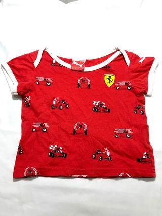Puma Ferrari LE toddler shirt