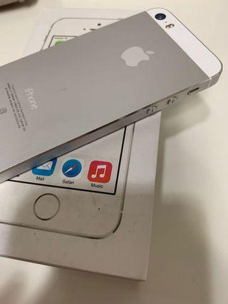 IPhone5S 16G silver