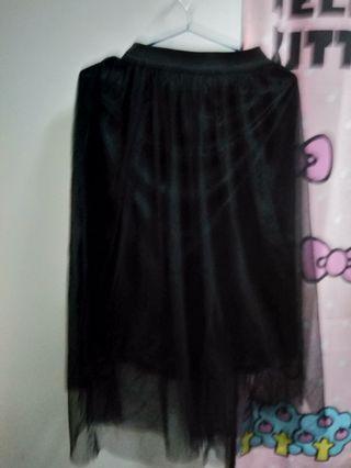 🚚 黑紗裙#半價衣服拍賣會