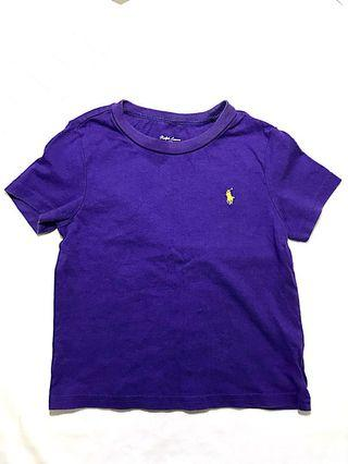 Ralph Lauren Yellow Pony Polo T-Shirt