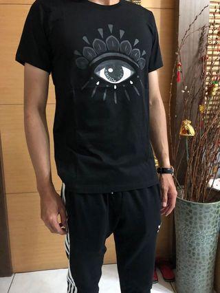 Kenzo 黑眼睛