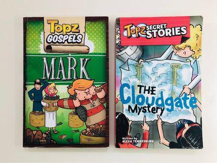 Christian Storybooks for 8-12