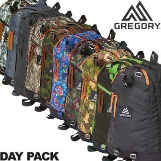 GREGORY 26L DAY 多色
