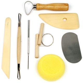 Sculpture Pottery Toolkit