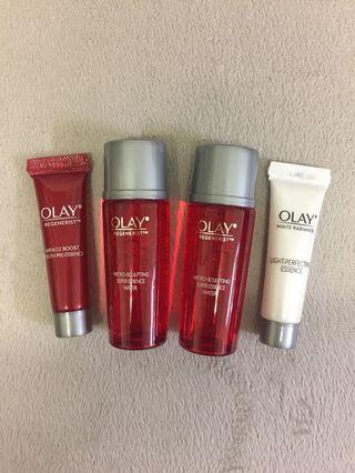 Olay regenerist travel set
