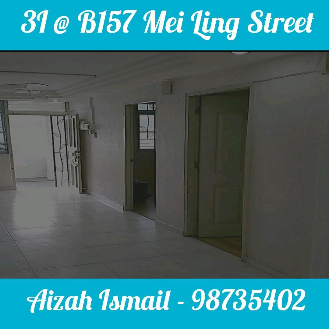 3I @ B157 Mei Ling Street (Call: 98735402)