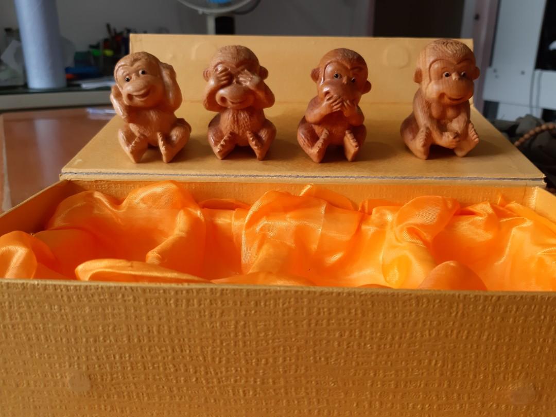 四勿猴,崖柏 26O元