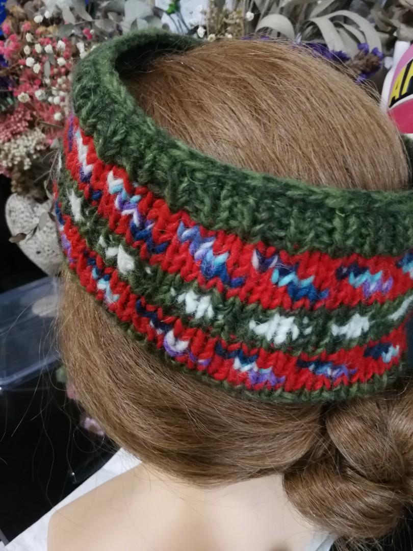 頭巾 頭飾 民族髮飾