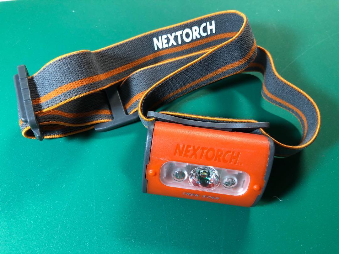 電筒 Nextorch Trek Star