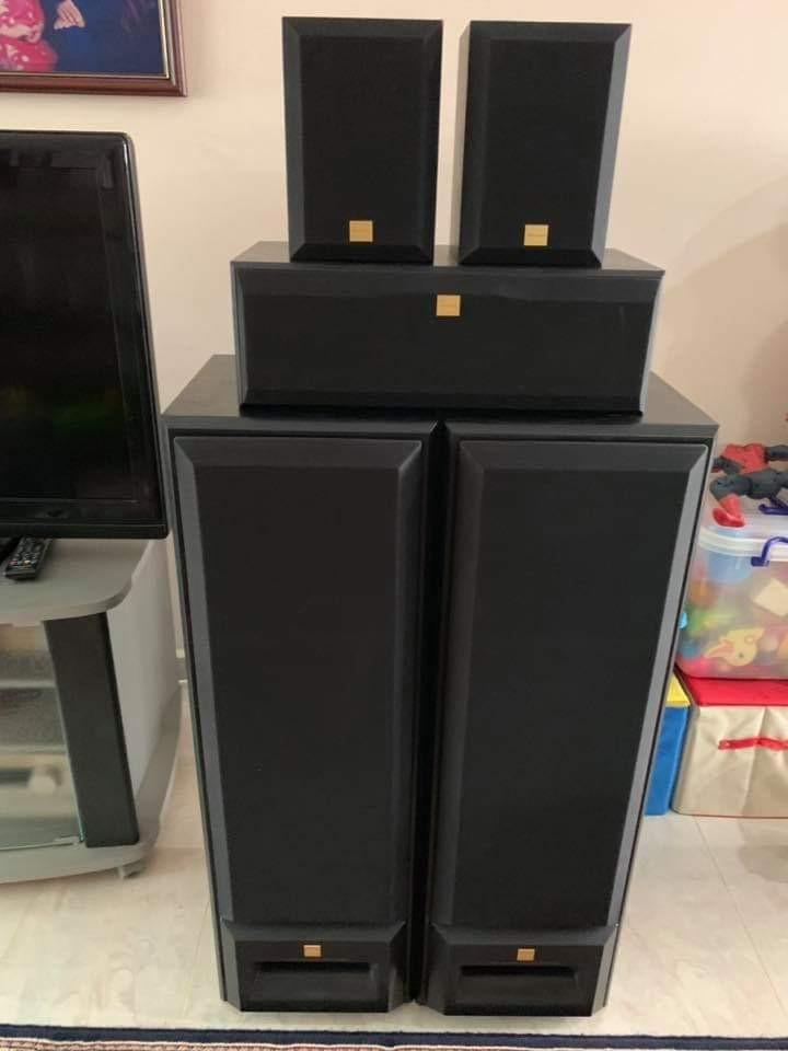 🌟 PRE LOVED 🌟 PIONEER HOME THEATRE SET, Electronics, Audio