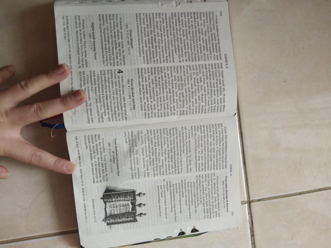 Alkitab Remeja // Alkitab Remaja  // Alkitab Bergambar // Alkitab