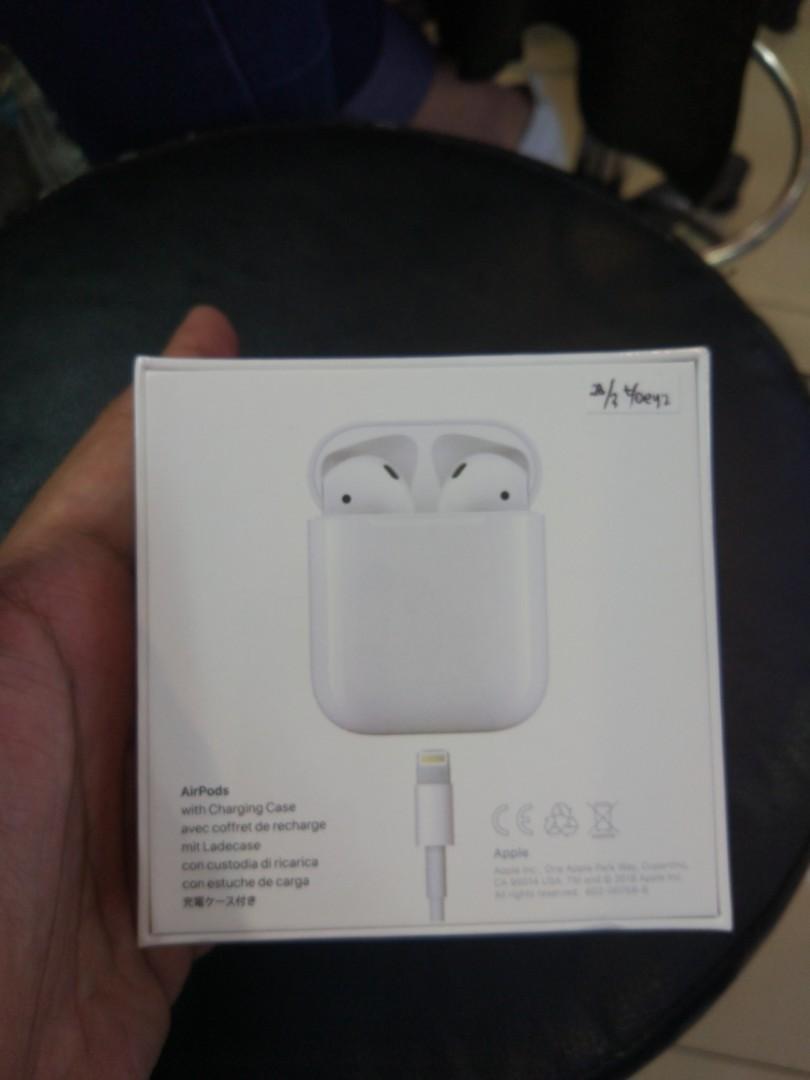 Apple Airpods BNIB