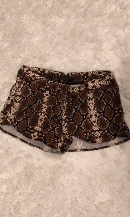 BCBG maxazria short shorts