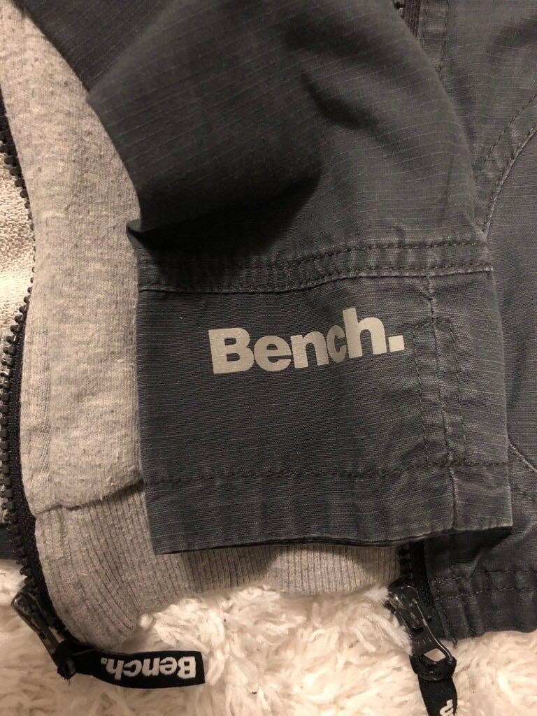 Bench 2 layer jacket
