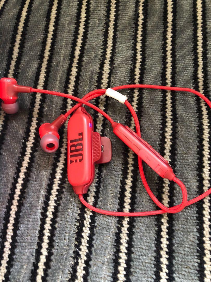 Bluetooth Headset JBL E25BT